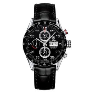 TAG Heuer Men's CV2A10FC6235 Carrera Automatic Chronograph Watch